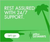 Jetblue Banner ad