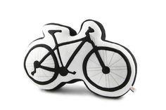 Fahrrad Kissen // bicycle pillow via DaWanda.com