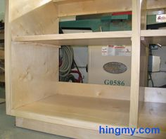 Building Base Cabinets