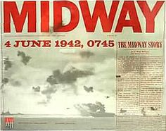 Midway by Avalon Hill