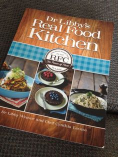 Got the Dr Libby Real Food Kitchen book for Xmas and I'm inlove!