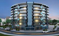 mimarlık mimari cephe tasarım 3d building design facade architecture architectural