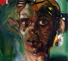Artodyssey: Natalie Frank http://www.galleryintell.com/the-armory-show-2014-highlights/