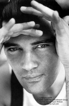 Antonio Banderas / Born: José Antonio Domínguez Banderas, August 10, 1960 in Málaga, Málaga, Andalucía, Spain #actor