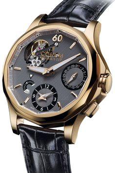 Corum Admiral's Cup Seafender 47 Tourbillon GMT #luxurywatch #Corum-swiss Corum Swiss Watchmakers watches #horlogerie @calibrelondon