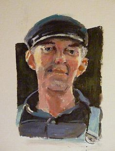 Acrylic Portrait Painting Tutorial – Using A Limited Palette and A Four Value Underpainting