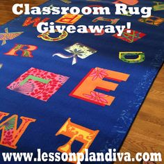 Win a free rug!