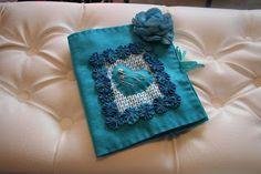 Kit costura azul