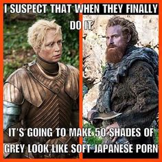 #brienneoftarth #tormundgiantsbane  Follow @marvel_dclife   #gameofthronespost #gameofthrones #hbo