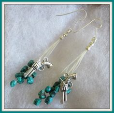 Horse Hair Jewelry-i can make these really well!i figured it out on my own!(i have my own verision)