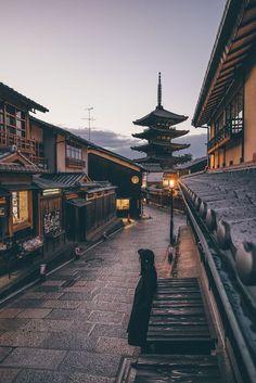 Kyoto, Japan | Tsuyoshi Hasegawa