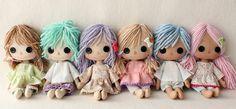 Gingermelon Dolls: Pocket Prims Pattern Winners!
