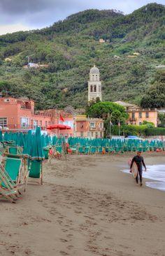 Board Walk (Levanto, Italy)