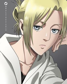 New Image Wallpaper, Annie Leonhart, Attack On Titan Fanart, Mikasa, Me Me Me Anime, Cool Pictures, Anime Art, Animation, Fan Art