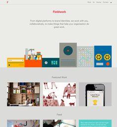 Inspiration Fix: 30 Fantastic Web Design Portfolios