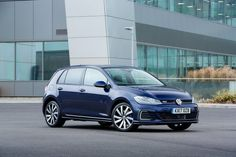 2017 Vw Golf Gte Hybrid Is 3 420 Er Than Its Predecessor In The Uk