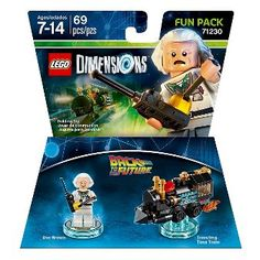LEGO® Dimensions Back to the Future Fun Pack