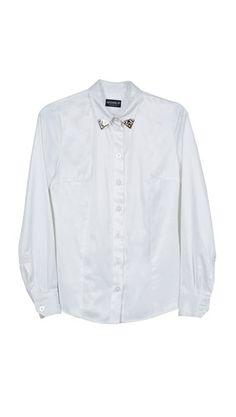 8e586e2298b  Fellini  Capped Collar Shirt - WORLD - Smith   Caughey s - Smith and  Caughey s - Smith and Caughey s