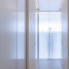Partition Design, Dezeen, Contemporary Architecture, Clinic, Divider, Design Inspiration, Backyard, Medical, House Design
