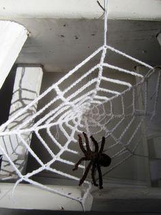 Spinnenweb haken, geweldig!
