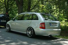Skoda Fabia RS combi Skoda Fabia Combi, Stance Nation, Custom Cars, Automobile, Sport, Cars, Bombshells, Car, Deporte