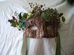 Handmade Masquerade Mask Carnival Mardi Gras by turntable2treasure, $65.00 Etsy. Masquerade Mask, Perfect for New Year's Eve! http://www.mybigdaycompany.com/new-years-eve.html