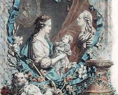 On 27 March 1785, Marie Antoinette gave birth to Louis XVII (1785-95). Known as Louis-Charles, duc de Normandie (1785-89); then Louis-Charles, Dauphin de France after the death of his brother (1789-91); then Louis-Charles, Prince Royal of France (1791-92); then Louis-Charles Capet during The Terror until his death (1792-95).