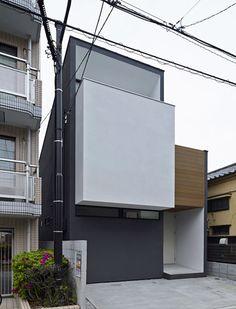NN-House by Kozo Yamamoto