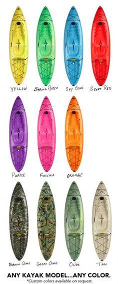 Crescent Splash Kayak ***************Store pickup only no shipping ************