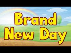Brand New Day is fun, good morning and start the day song. This is a fun call and response song with lots of movement. This song is a terrific way to start t. Calendar Time Kindergarten, Calendar Songs, Greeting Song, Jack Hartmann, Good Morning Song, Youtube Songs, Call And Response, Brand New Day, Salt