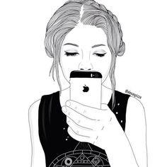 Draw a girl cool girl cartoon drawings black cartoon draw girl phone image by girl cartoon . draw a girl Tumblr Girl Drawing, Tumblr Sketches, Tumblr Drawings, Tumblr Art, Art Sketches, Cartoon Drawings Of People, Cartoon Girl Drawing, Disney Drawings, Drawing People