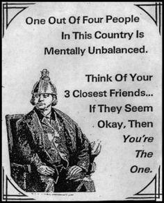 Mental health joke