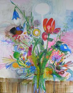 Großer Blumenstrauss