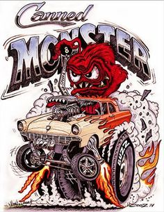 Canned Monster.