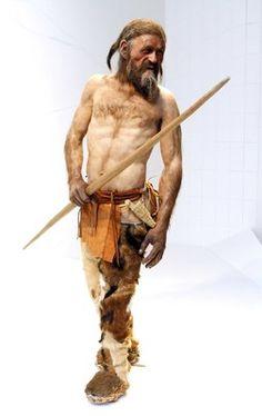 5300年前のミイラ、装具に5種類以上の皮革 研究