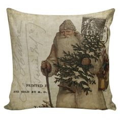 ELLIOT-HEATH CHRISTMAS PILLOW GIVEAWAY
