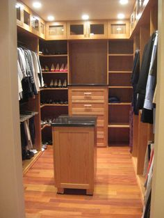Master Closet Design, Pictures, Remodel, Decor and Ideas - page 5