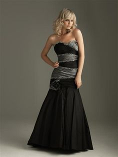;A Twist on Prom;- Gown , Rushing