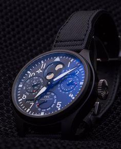 Top Gun Big Pilot's Watch Perpetual Calendar