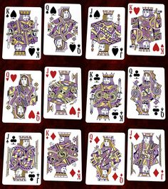 Bicycle Viola Playing Cards by Collectable Playing Cards — Kickstarter