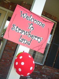 strawberry-shortcake-birthday-party 12