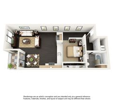 Check out the well-designed studio, 1 and apartments we have for you at Berkeley Central in Berkeley, CA. Apartment Floor Plans, 2 Bedroom Apartment, Apartment Design, Living Room Decor Cozy, Home Decor Bedroom, Tiny House Plans, House Floor Plans, Home Building Design, House Design