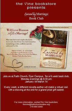 Lassoed by Marriage Video call (week 3)