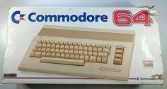 Commodore 64 / C64 C Computer - mit Maus, Netzteil und RF-Kabel #retro #computer
