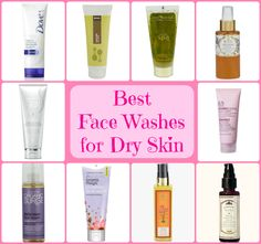 11 Best Face Washes for Dry skin Hey Gorgeous, Dry skin so uncommon nowadays... especially in summers when everybody looks like an oil factory but wait.. t