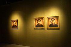 """Luis González Palma. Exposición  """"Constelaciones de lo intangible""""  Espacio Fundación Telefónica. #Madrid. #Fotogafía #Photography #PHE15 #PHOTOESPAÑA #Arterecord 2015 https://twitter.com/arterecord"""