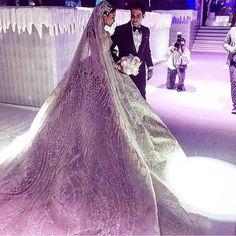 """What an amazing #bride  @lamadannawi"""
