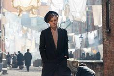 """Carey Mulligan ist Maud Watts in """"Suffragette - Taten statt Worte"""". Ab Februar 2016 im Kino! #suffragette #kino"""