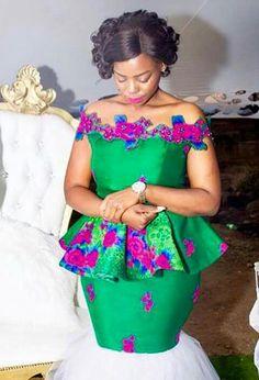 African Traditional Wear, African Traditional Wedding Dress, Traditional Fashion, African Wedding Cakes, African Wedding Attire, African Attire, African Print Dresses, African Fashion Dresses, African Dress
