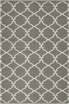 Weldon Area Rug - Wool Rugs - Area Rugs - Rugs | HomeDecorators.com  gray and yellow living room